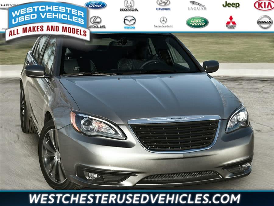 Used Chrysler 200  2011 | Westchester Used Vehicles. White Plains, New York