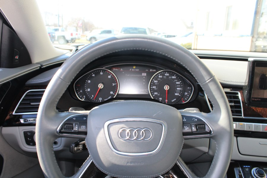 Used Audi A8 L 4dr Sdn 4.0L 2013   Century Auto And Truck. East Windsor, Connecticut