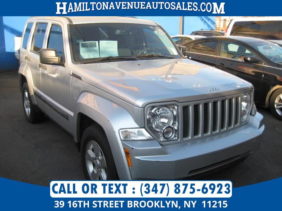 Used Jeep Liberty 4WD 4dr Sport 2012 | Hamilton Avenue Auto Sales DBA Nyautoauction.com. Brooklyn, New York