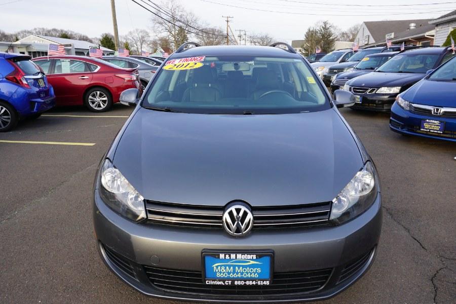 Used Volkswagen Jetta SportWagen 4dr Manual TDI 2012 | M&M Motors International. Clinton, Connecticut