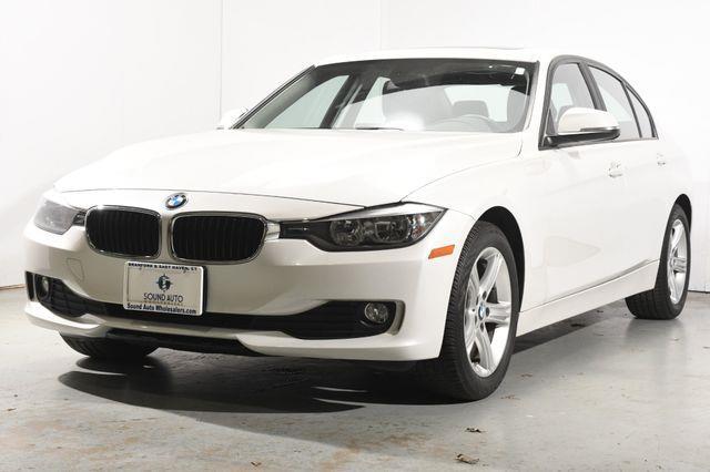 The 2015 BMW 3-Series 320i Xdrive LTHR photos