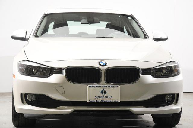 2015 BMW 3-Series 320i Xdrive LTHR photo