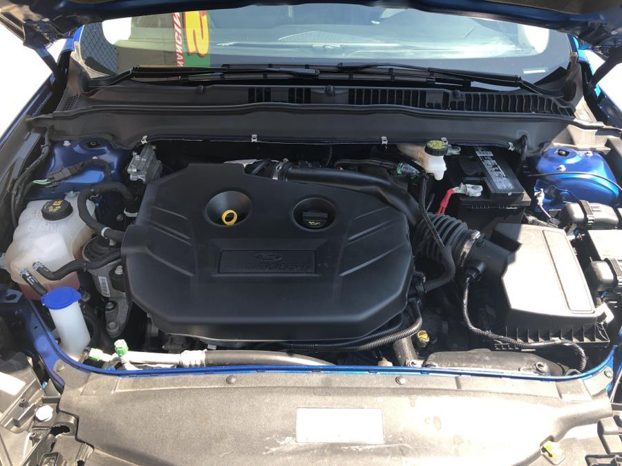 Used Ford Fusion Platinum AWD 2018   Sylhet Motors Inc.. Jamaica, New York