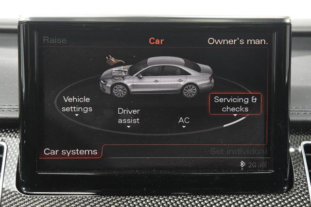 2016 Audi S8 Plus w/ Black Optics Package photo