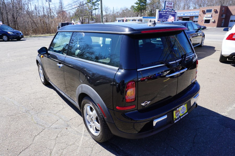 Used MINI Cooper Clubman 2dr Cpe 2010 | M&M Motors International. Clinton, Connecticut