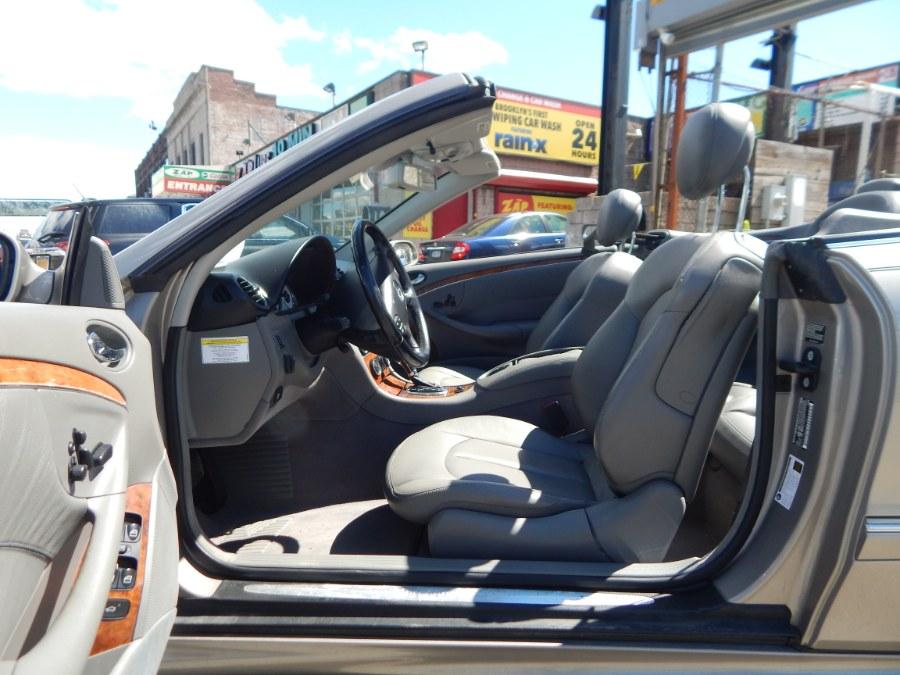 Used Mercedes-Benz CLK-Class 2dr Cabriolet 5.0L 2006 | Brooklyn Auto Mall LLC. Brooklyn, New York