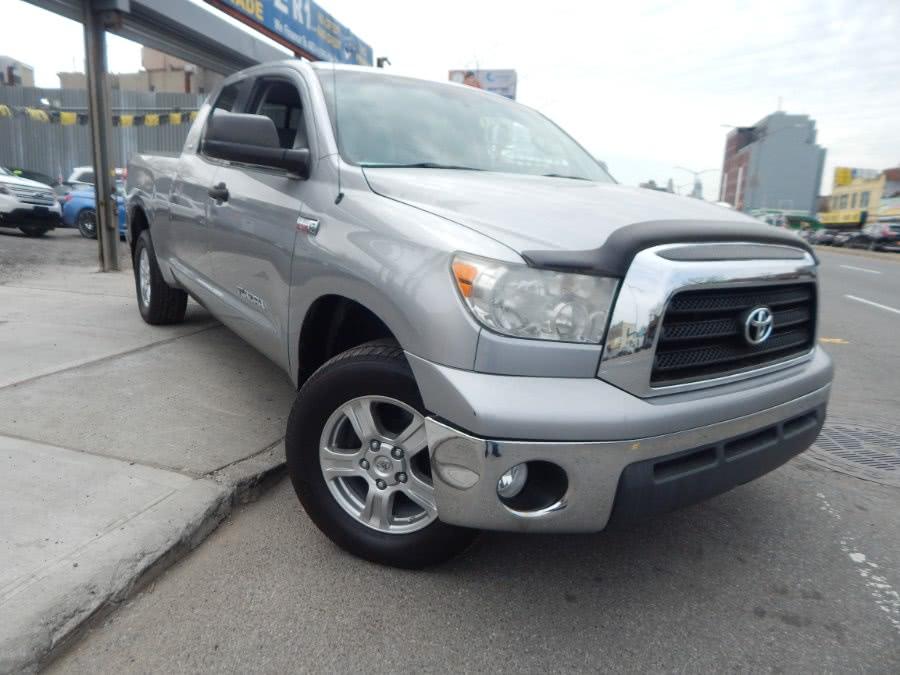 Used Toyota Tundra 4WD Truck Dbl 5.7L V8 6-Spd AT Grade (Natl) 2008   Brooklyn Auto Mall LLC. Brooklyn, New York
