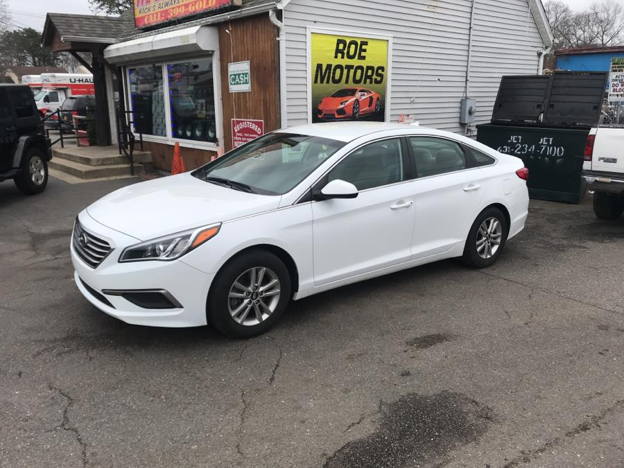 Used Hyundai Sonata SE 2.4L 2017 | Roe Motors Ltd. Shirley, New York