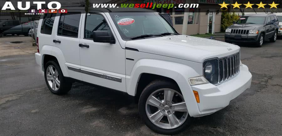 Used Jeep Liberty 4WD 4dr Limited Jet 2012 | Auto Expo. Huntington, New York