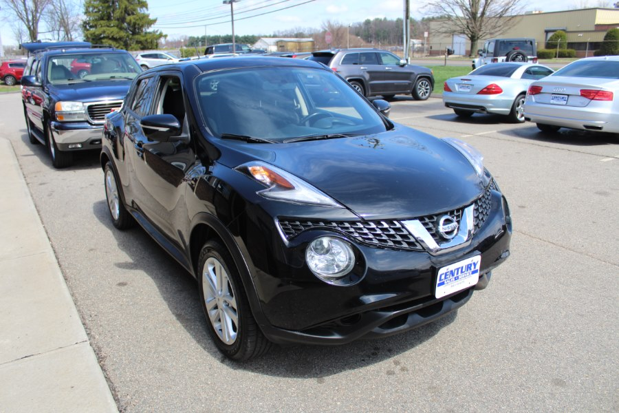Used Nissan JUKE 5dr Wgn CVT S AWD 2015 | Century Auto And Truck. East Windsor, Connecticut