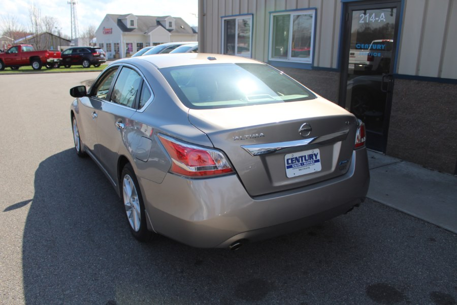 Used Nissan Altima 4dr Sdn I4 2.5 SL 2014 | Century Auto And Truck. East Windsor, Connecticut