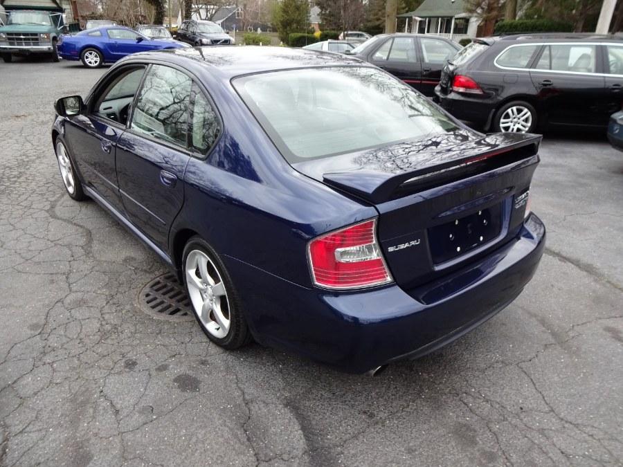 Used Subaru Legacy Sedan 2.5 GT Ltd Auto Black Interior 2005 | Mint Auto Sales. Islip, New York