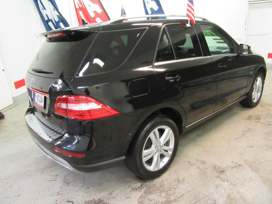 Used Mercedes-Benz M-Class 4MATIC 4dr ML350 2012 | Royalty Auto Sales. Little Ferry, New Jersey