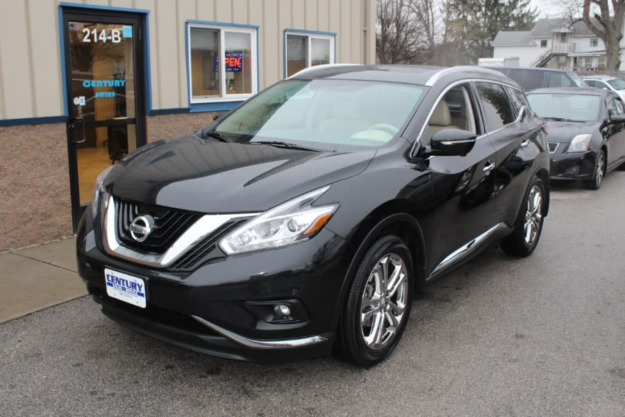Used Nissan Murano AWD 4dr Platinum 2015 | Century Auto And Truck. East Windsor, Connecticut