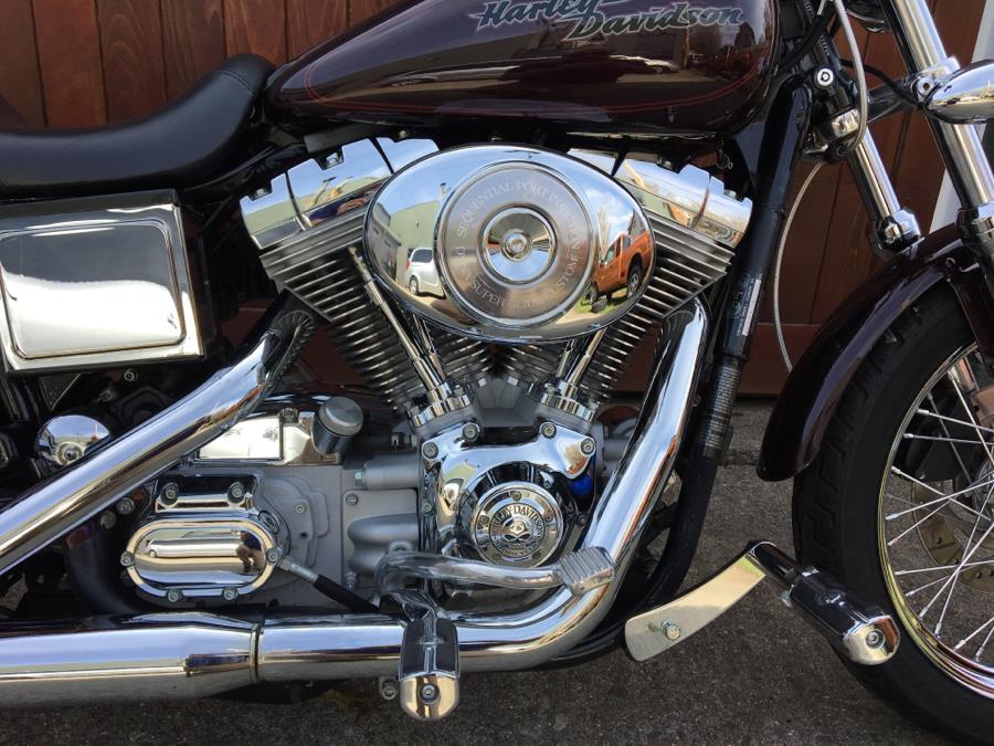 Used Harley Davidson FXDCI Dyna Super Glide Custom 2005 | Village Auto Sales. Milford, Connecticut