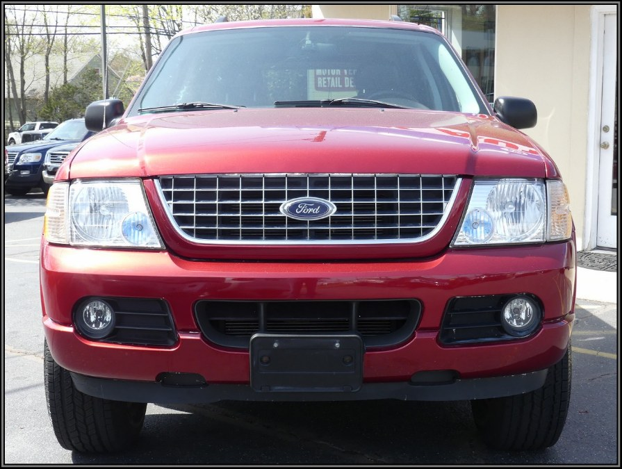 """Used Ford Explorer 4dr 114"""" WB 4.0L Limited 4WD 2005 