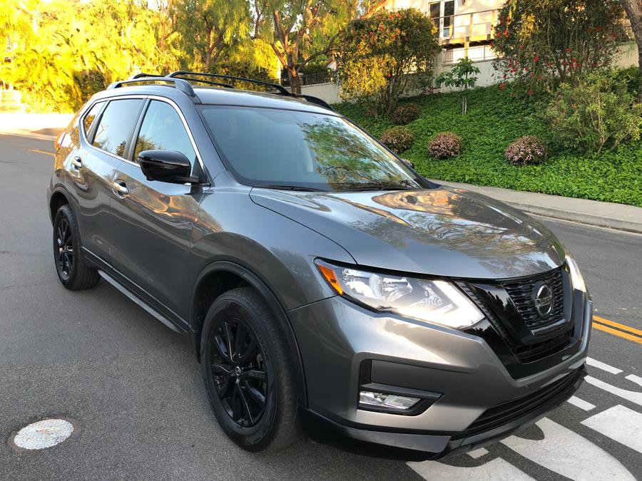 Used Nissan Rogue FWD SV 2018 | Carvin OC Inc. Lake Forest, California