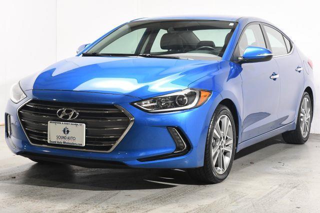 2017 Hyundai Elantra Limited w/Navigation photo