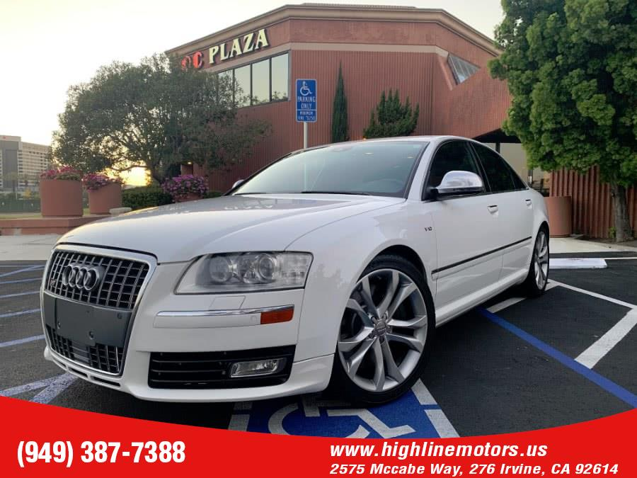 Used 2009 Audi S8 in Irvine, California | High Line Motors LLC. Irvine, California