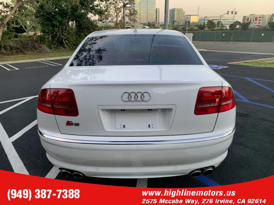 Used Audi S8 PRESTIGE 2009 | High Line Motors LLC. Irvine, California