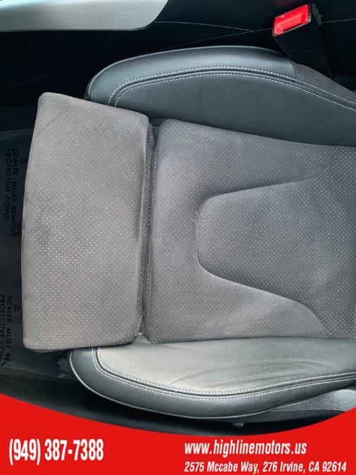 Used Audi A5 Cabriolet 2.0T Prestige 2012 | High Line Motors LLC. Irvine, California