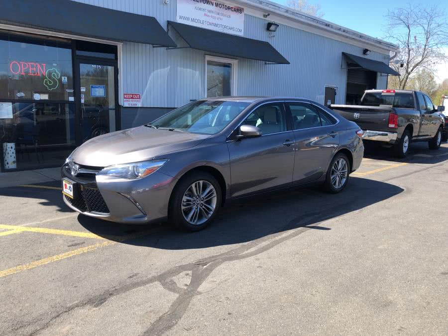 Used 2016 Toyota Camry in Middletown, Connecticut | RT 3 AUTO MALL LLC. Middletown, Connecticut