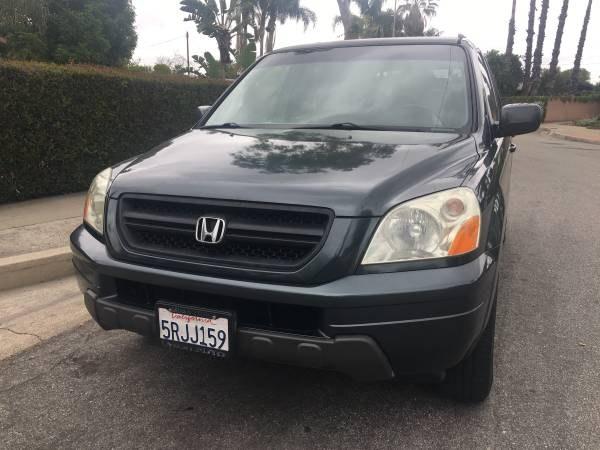 2005 Honda Pilot EX-L photo