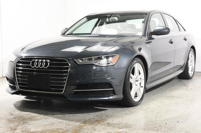 The 2016 Audi A6 3.0T Premium Plus photos
