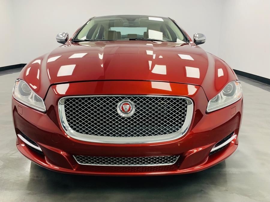 Used Jaguar XJ 4dr Sdn XJL Portfolio AWD 2014 | East Coast Auto Group. Linden, New Jersey