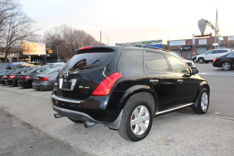 Used Nissan Murano AWD 4dr SL 2007 | Rubber Bros Auto World. Brooklyn, New York