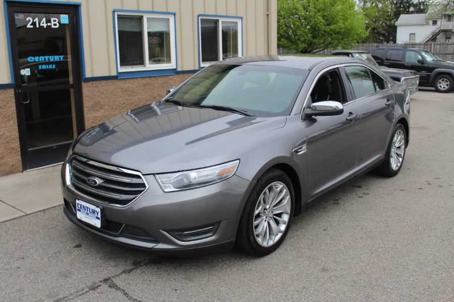 Used Ford Taurus 4dr Sdn Limited FWD 2013 | Century Auto And Truck. East Windsor, Connecticut