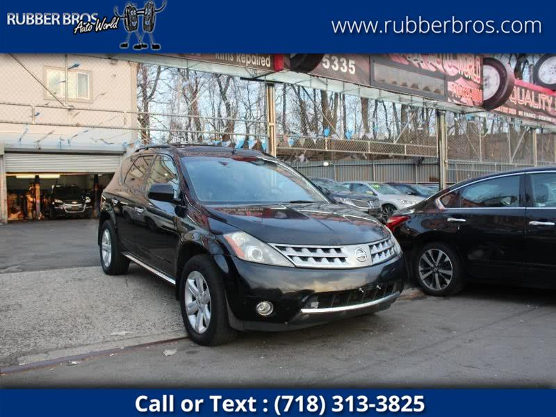 Used 2007 Nissan Murano in Brooklyn, New York | Rubber Bros Auto World. Brooklyn, New York