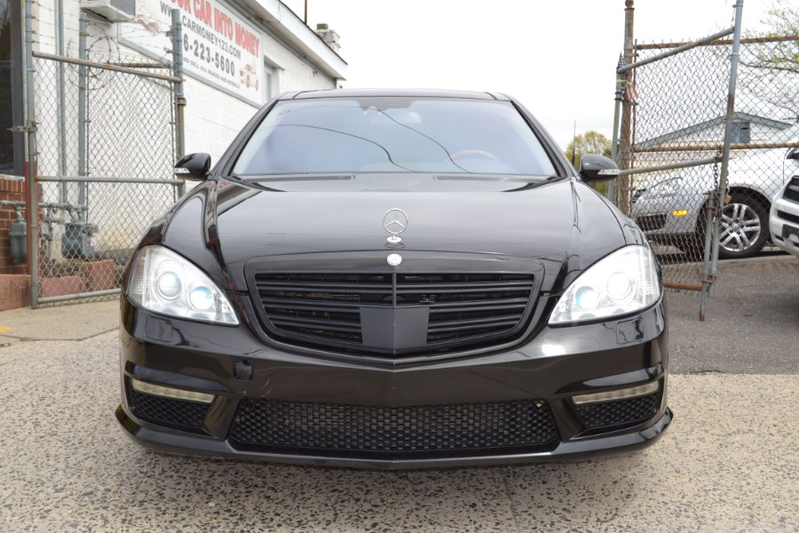 Used Mercedes-Benz S-Class 4dr Sdn 5.5L V8 4MATIC 2007 | Carmoney Auto Sales. Baldwin, New York