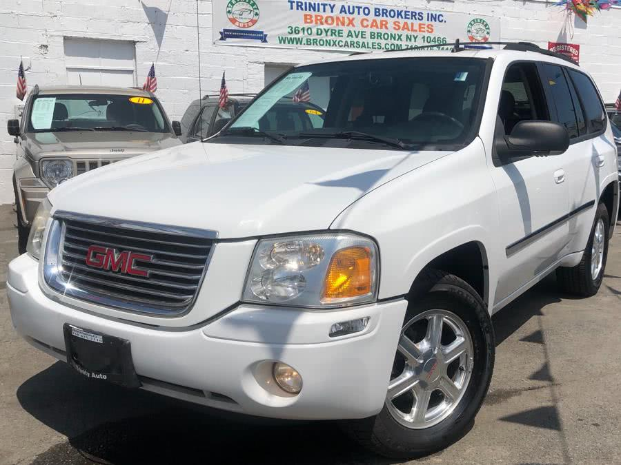 2007 GMC Envoy 4WD 4dr SLT, available for sale in Bronx, NY