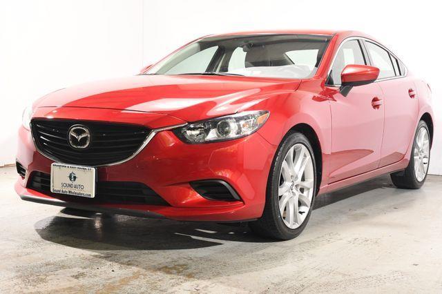 The 2016 Mazda Mazda6 i Touring photos