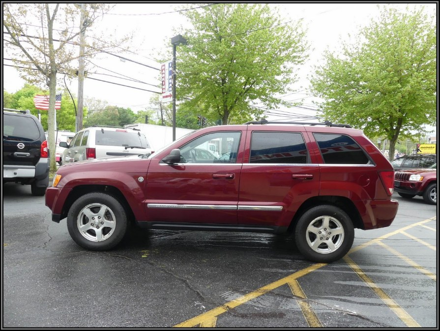 Used Jeep Grand Cherokee 4dr Limited 4WD 2006 | My Auto Inc.. Huntington Station, New York