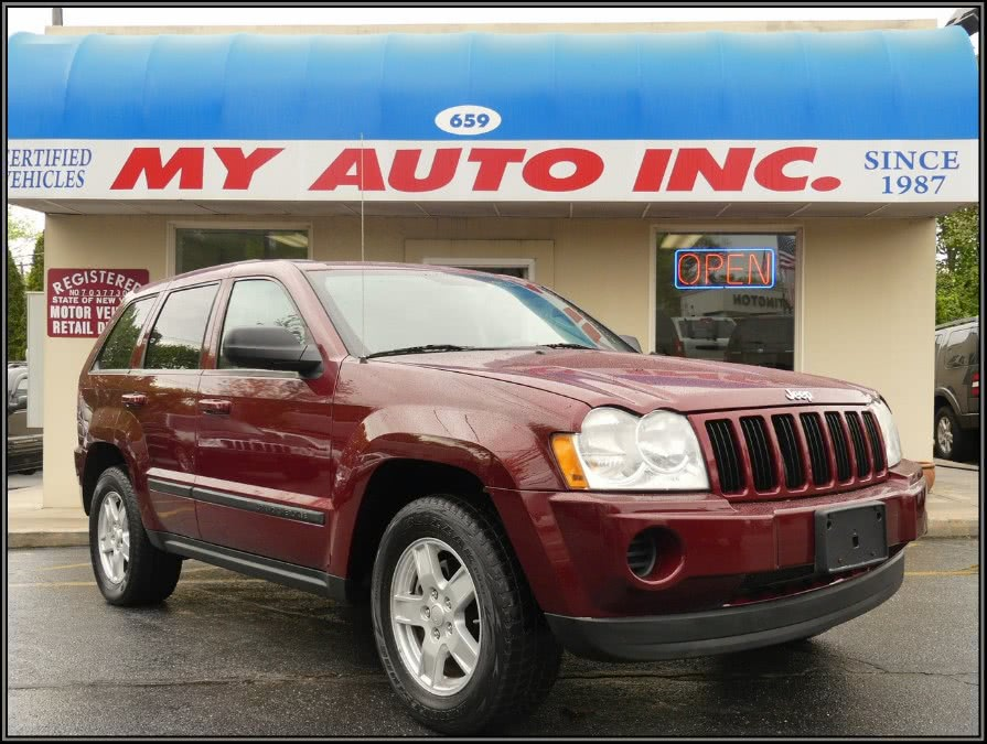 Used 2007 Jeep Grand Cherokee in Huntington Station, New York | My Auto Inc.. Huntington Station, New York