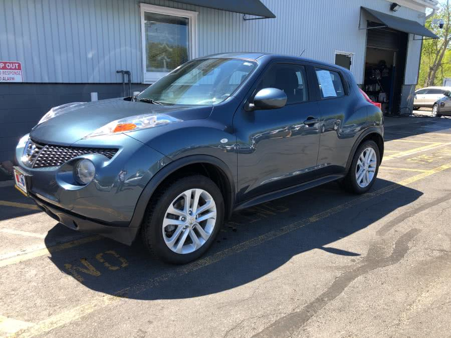 Used Nissan JUKE 5dr Wgn CVT SV AWD 2014 | RT 3 AUTO MALL LLC. Middletown, Connecticut