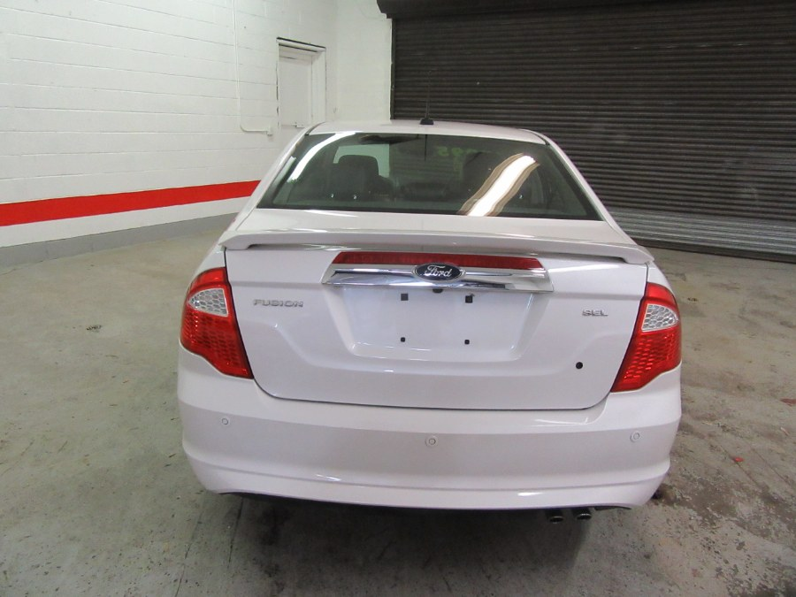 Used Ford Fusion 4dr Sdn SEL FWD 2012 | Royalty Auto Sales. Little Ferry, New Jersey