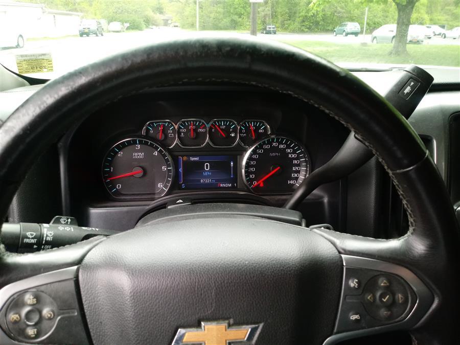"Used Chevrolet Silverado 2500HD 2WD Double Cab 144.2"" LT 2015 | Roe Motors Ltd. Shirley, New York"