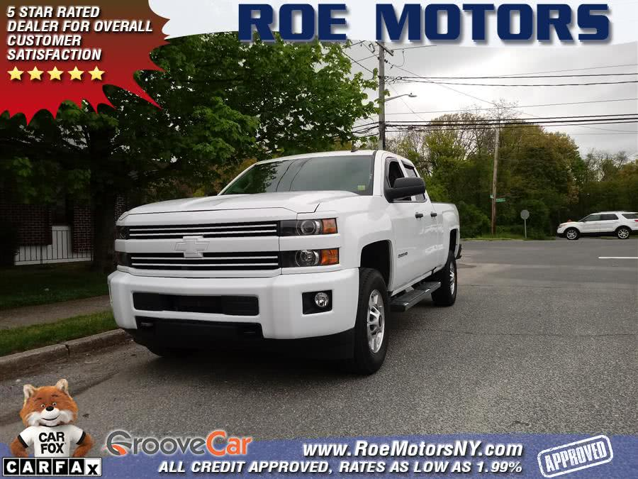 Used 2015 Chevrolet Silverado 2500HD in Shirley, New York | Roe Motors Ltd. Shirley, New York