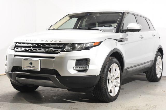 2015 Land Rover Range Rover Evoque Pure Premium photo