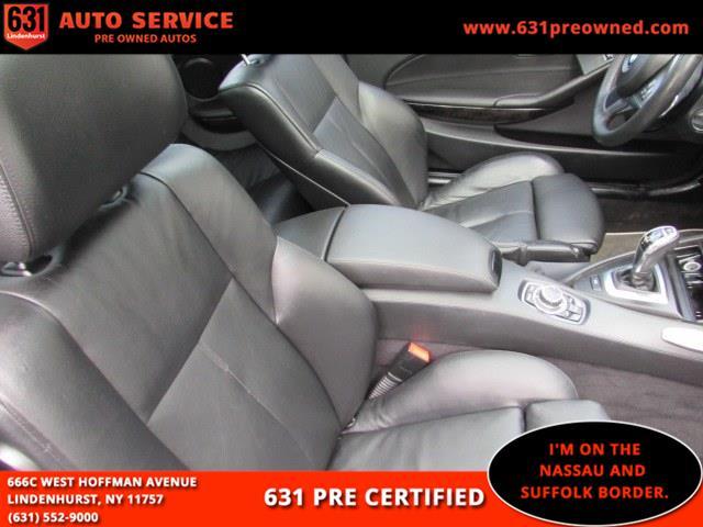 Used BMW 6 Series 2dr Cpe 650i 2009 | 631 Auto Service. Lindenhurst, New York