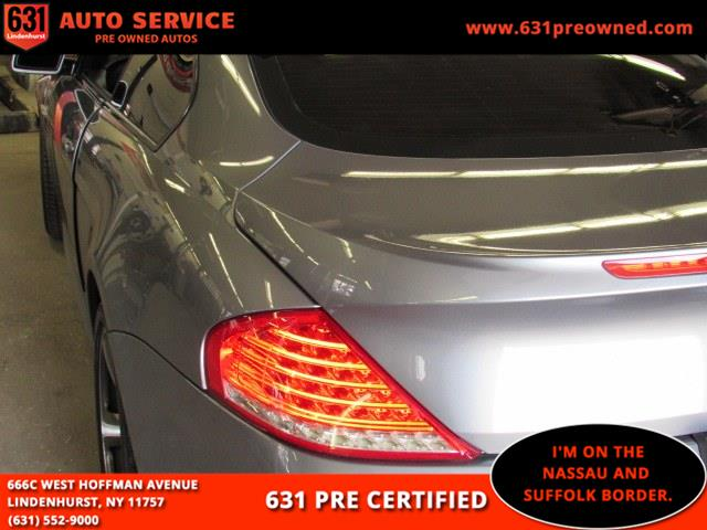 Used BMW 6 Series 2dr Cpe 650i 2009 | 631 Auto Service. Lindenhurst, New York