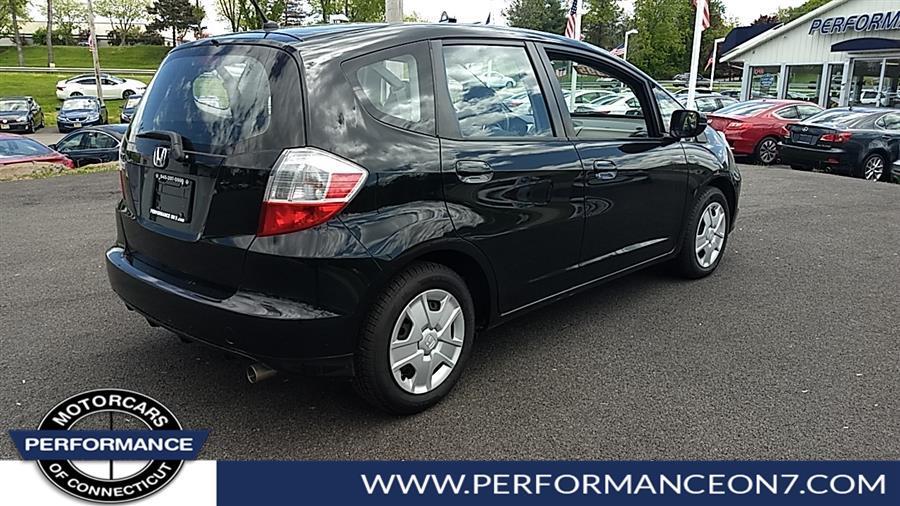 Used Honda Fit 5dr HB Auto 2013 | Performance Motor Cars. Wilton, Connecticut