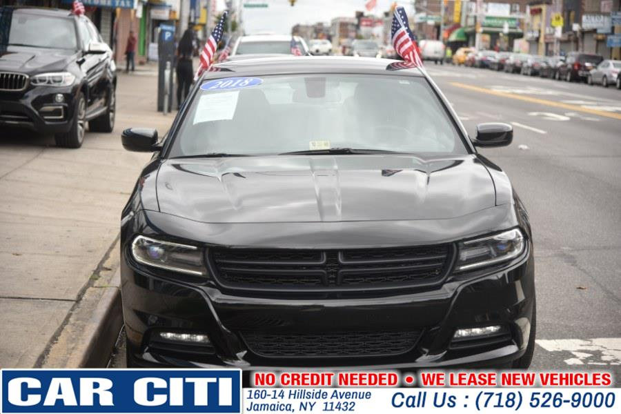 Used Dodge Charger R/T RWD 2018 | Car Citi. Jamaica, New York