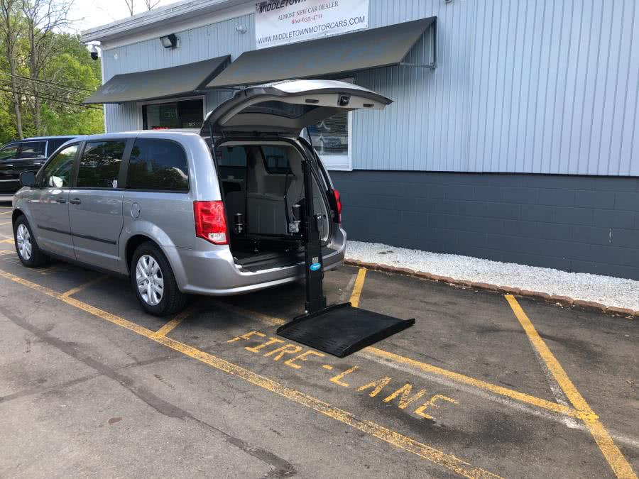 Used 2014 Dodge Grand Caravan Handicap in Middletown, Connecticut | RT 3 AUTO MALL LLC. Middletown, Connecticut