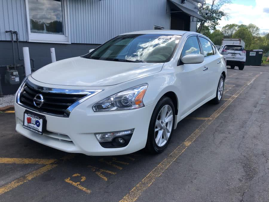 Used Nissan Altima 4dr Sdn I4 2.5 SV 2015 | RT 3 AUTO MALL LLC. Middletown, Connecticut