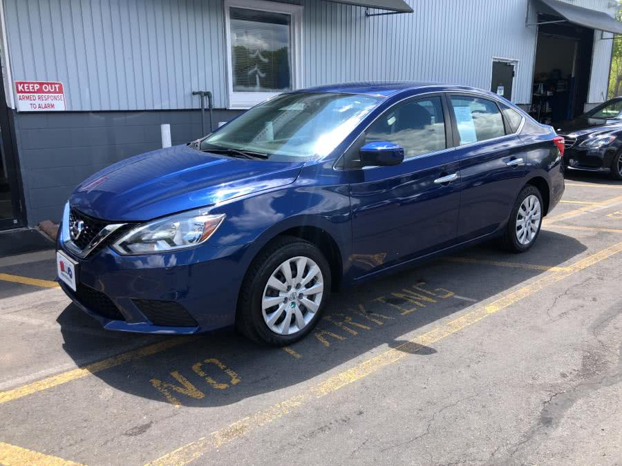 Used Nissan Sentra 4dr Sdn I4 CVT S 2016 | RT 3 AUTO MALL LLC. Middletown, Connecticut