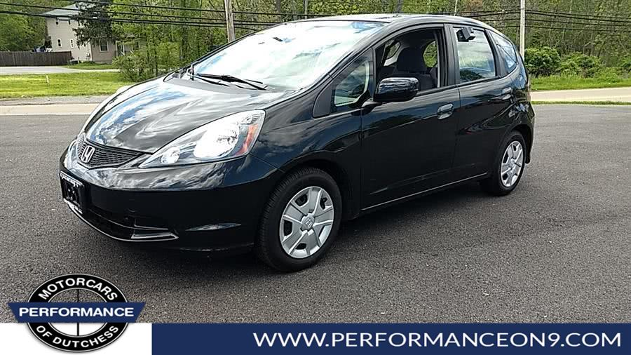 Used 2013 Honda Fit in Wappingers Falls, New York | Performance Motorcars Inc. Wappingers Falls, New York